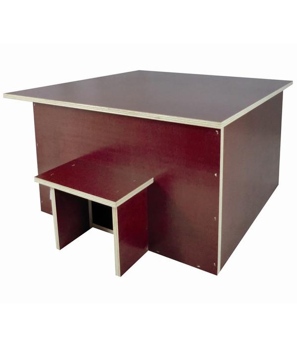 elmato igelhaus 40 x 40 x 28 cm dehner. Black Bedroom Furniture Sets. Home Design Ideas