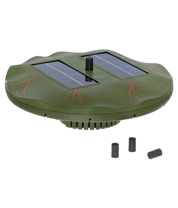 esotec solarpumpe seerose f r den gartenteich dehner. Black Bedroom Furniture Sets. Home Design Ideas