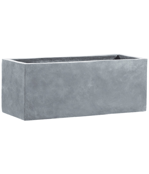 esteras polystone blumenkasten gillingham granit grau. Black Bedroom Furniture Sets. Home Design Ideas