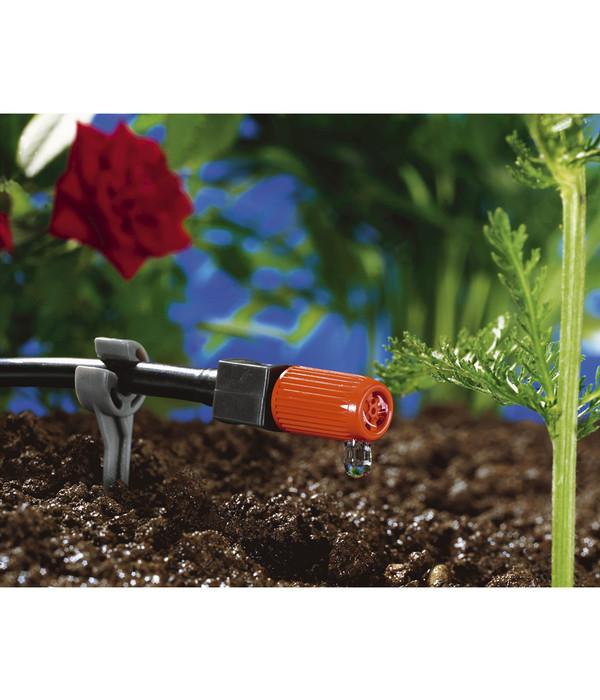 gardena micro drip system regulierbarer endtropfer dehner. Black Bedroom Furniture Sets. Home Design Ideas