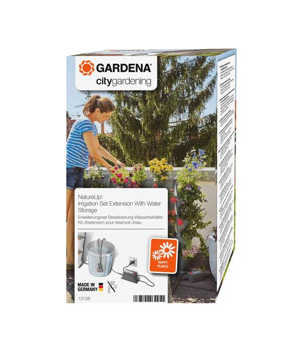 gardena natureup erweiterungsset bew sserung wasserbeh lter dehner. Black Bedroom Furniture Sets. Home Design Ideas