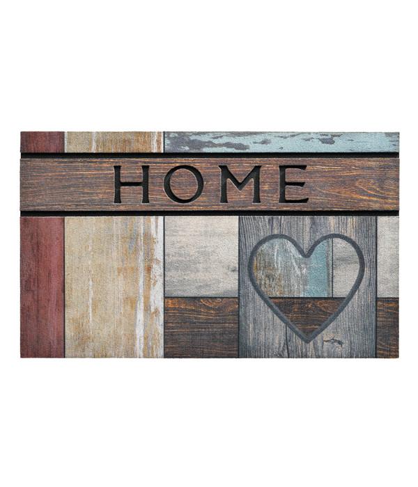 hamat fu matte home herz 75 x 45 cm dehner. Black Bedroom Furniture Sets. Home Design Ideas