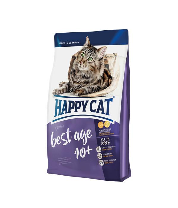 happy cat supreme best age 10 trockenfutter dehner. Black Bedroom Furniture Sets. Home Design Ideas