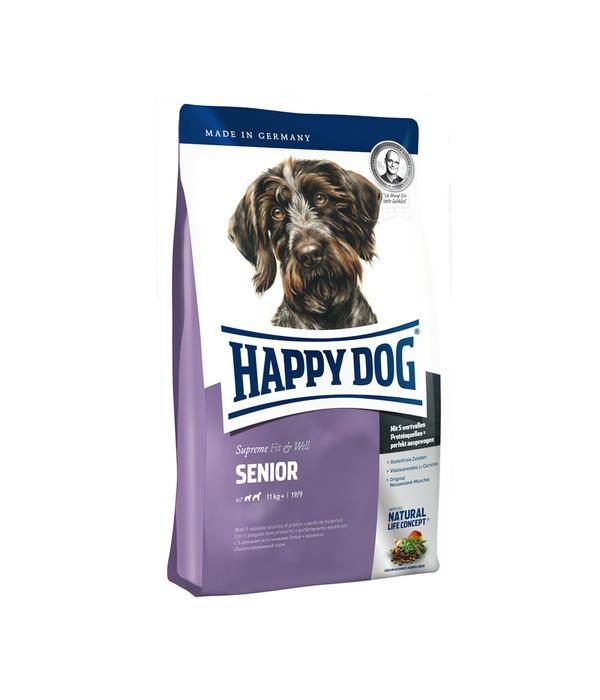 happy dog senior fit well trockenfutter dehner. Black Bedroom Furniture Sets. Home Design Ideas