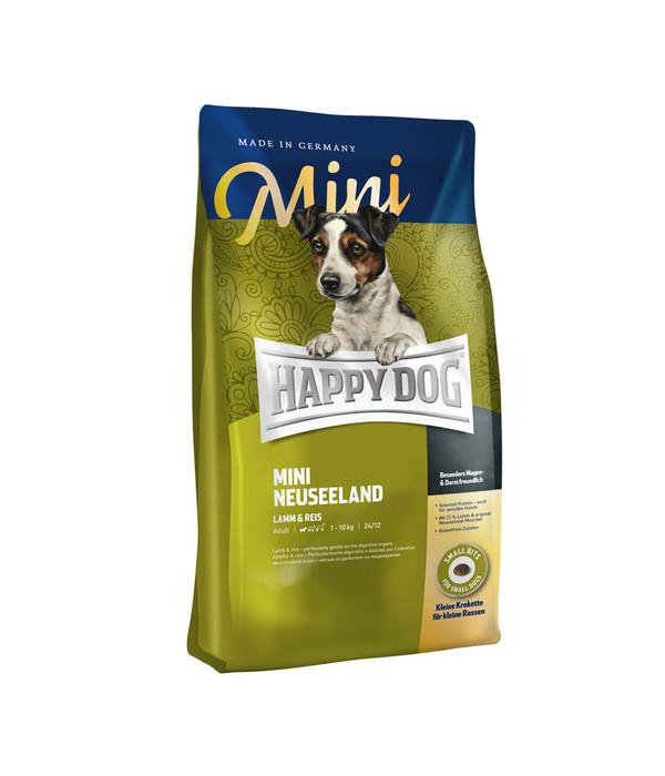 happy dog supreme mini neuseeland trockenfutter dehner. Black Bedroom Furniture Sets. Home Design Ideas