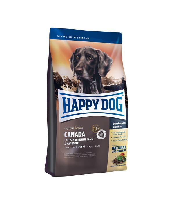 happy dog supreme sensible canada trockenfutter dehner. Black Bedroom Furniture Sets. Home Design Ideas