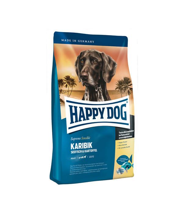 happy dog supreme sensible karibik trockenfutter dehner