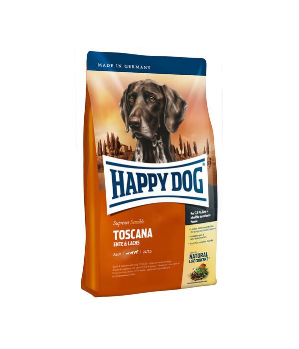 happy dog supreme sensible toscana trockenfutter dehner. Black Bedroom Furniture Sets. Home Design Ideas