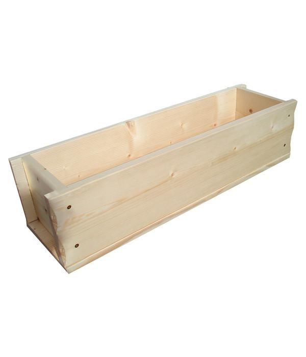 Holz-Blumenkasten, rechteckig | Dehner