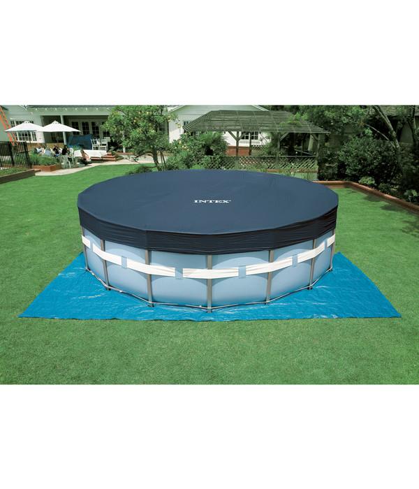 intex frame pool set prism rondo 305 x 76 cm dehner. Black Bedroom Furniture Sets. Home Design Ideas