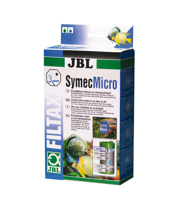 jbl symecmicro einwegfiltermatte f r aquarium filter dehner. Black Bedroom Furniture Sets. Home Design Ideas