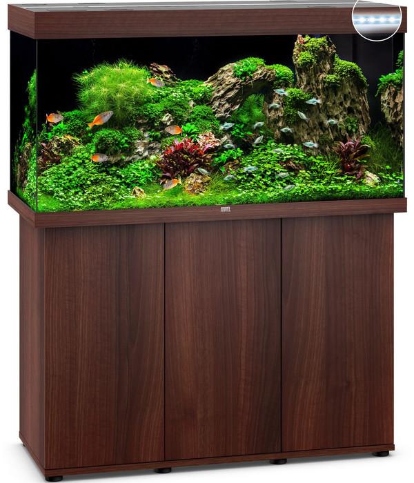 juwel aquarium kombination rio 350 led dehner. Black Bedroom Furniture Sets. Home Design Ideas