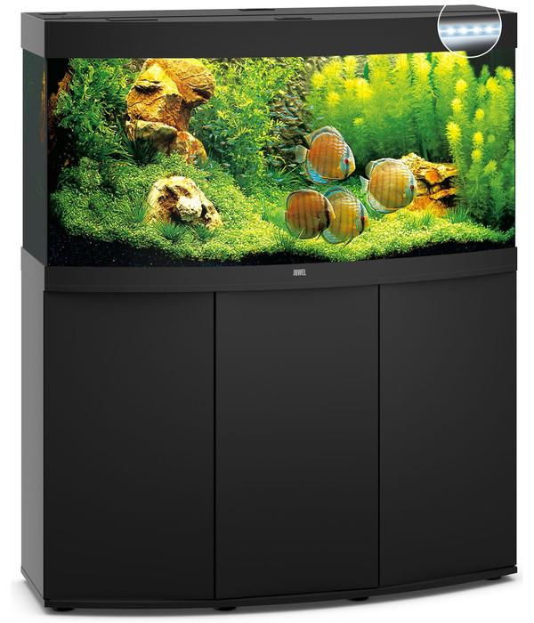 juwel aquarium kombination vision 260 led dehner. Black Bedroom Furniture Sets. Home Design Ideas