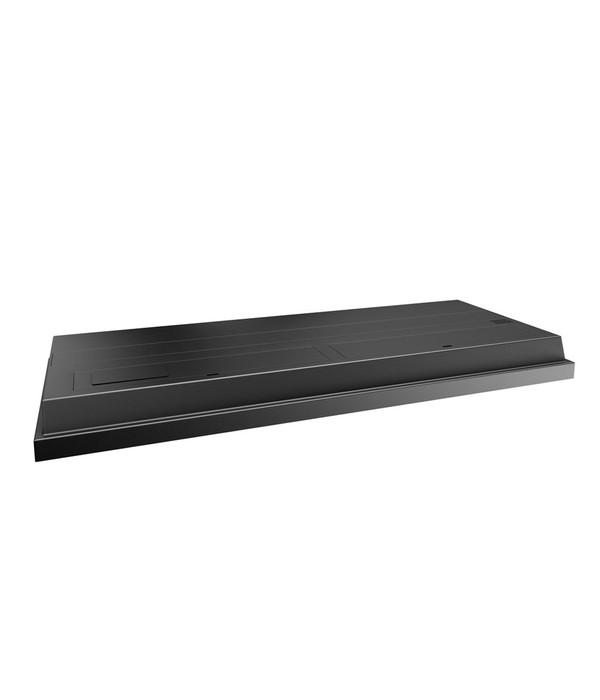 juwel primolux 100 led aquariumabdeckung schwarz dehner. Black Bedroom Furniture Sets. Home Design Ideas