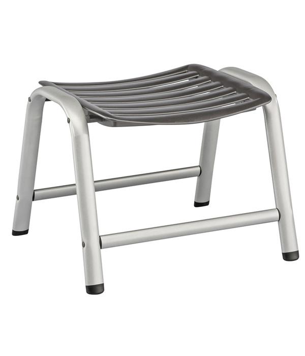 kettler hocker wave anthrazit silber dehner. Black Bedroom Furniture Sets. Home Design Ideas