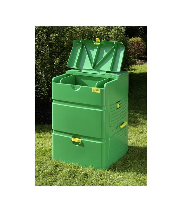 komposter aeroplus 6000 gr n 600 l dehner. Black Bedroom Furniture Sets. Home Design Ideas