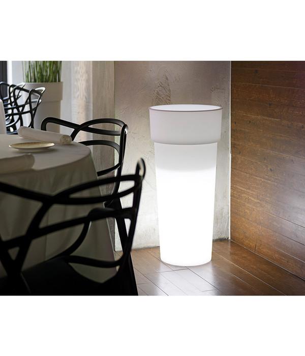 Kunststoff-Pflanzkübel Duo Light, Ø 38 cm | Dehner