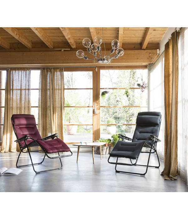 Cool Lafuma Relaxliege Futura Air Comfort Xl Gestell Schwarz With Lafuma  Relaxliege