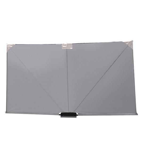 Elegant Leco Mobiler Sichtschutz, 300 X 160 X 37 Cm