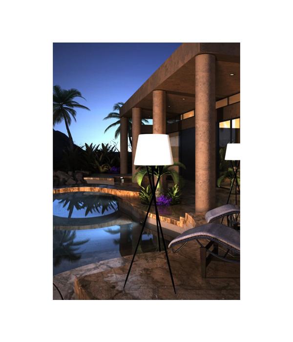 life outdoor living akku stehlampe pearl schwarz dehner. Black Bedroom Furniture Sets. Home Design Ideas