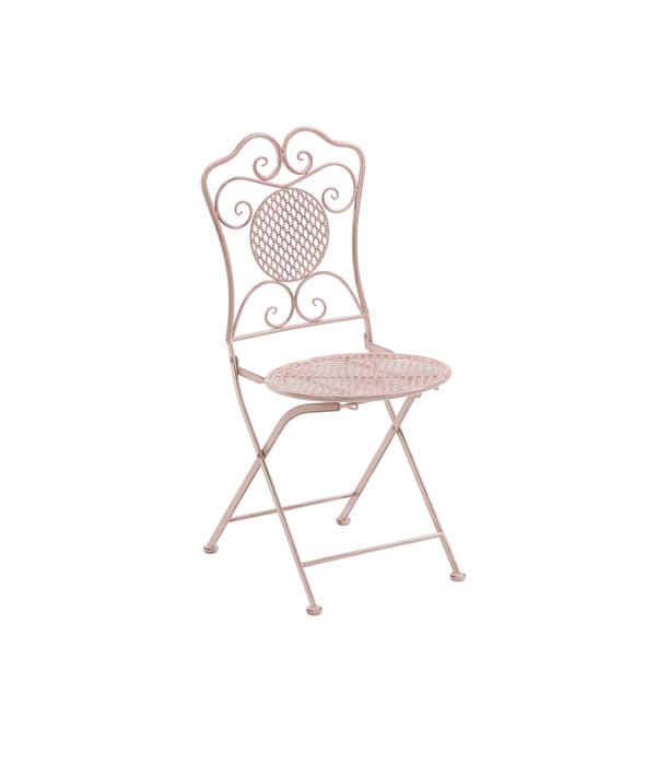 Garten klappstuhl metall x leco holz sonnenliege liege for Stuhl italienisch