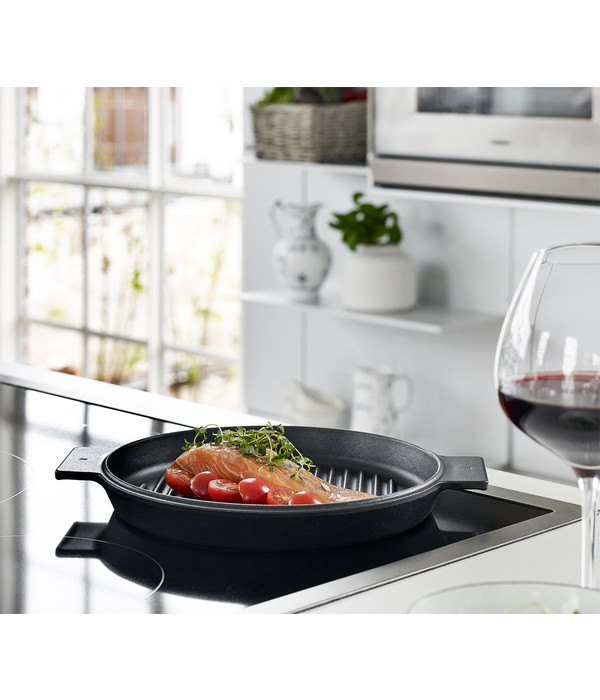 mors grill cocotte schmortopf grillpfanne dehner. Black Bedroom Furniture Sets. Home Design Ideas
