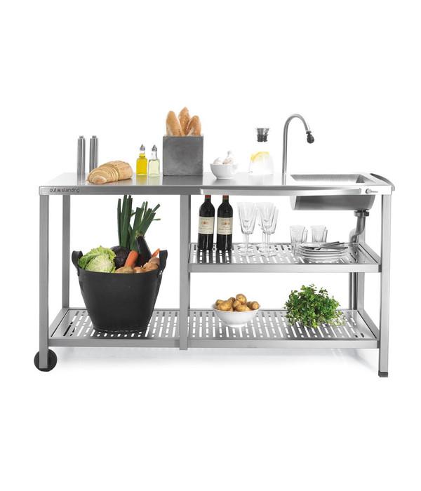 Outstanding Außenküche Water Basic Dehner