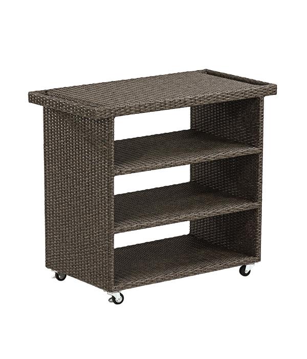 regal florenz grau 99 x 50 x 87 cm dehner. Black Bedroom Furniture Sets. Home Design Ideas
