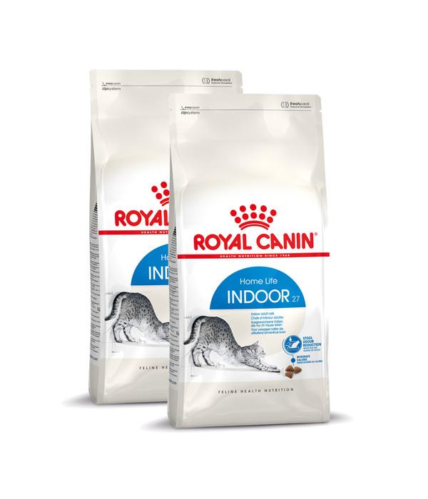 royal canin indoor 27 trockenfutter dehner. Black Bedroom Furniture Sets. Home Design Ideas
