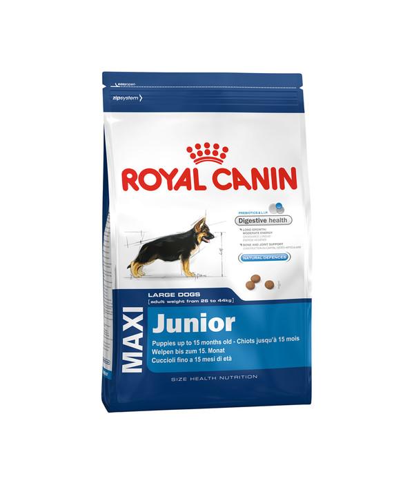 royal canin maxi junior trockenfutter dehner. Black Bedroom Furniture Sets. Home Design Ideas