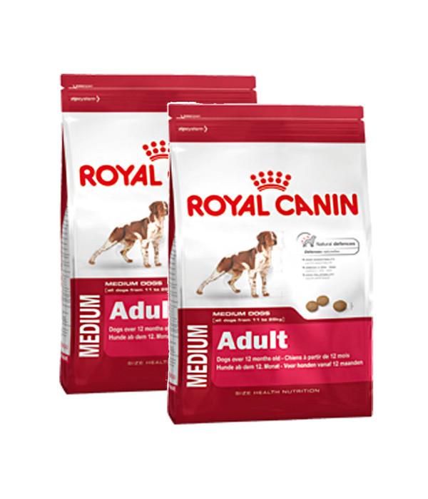 royal canin medium adult trockenfutter dehner. Black Bedroom Furniture Sets. Home Design Ideas