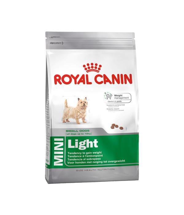 royal canin mini light trockenfutter dehner. Black Bedroom Furniture Sets. Home Design Ideas