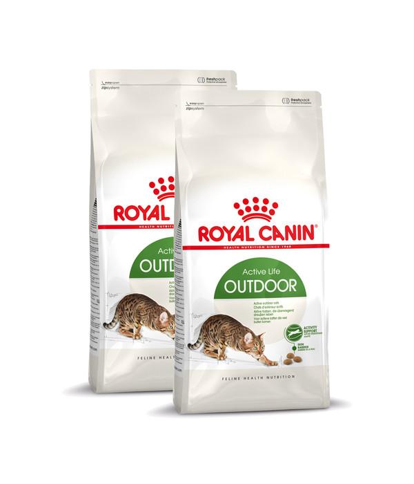 royal canin outdoor 30 trockenfutter dehner. Black Bedroom Furniture Sets. Home Design Ideas