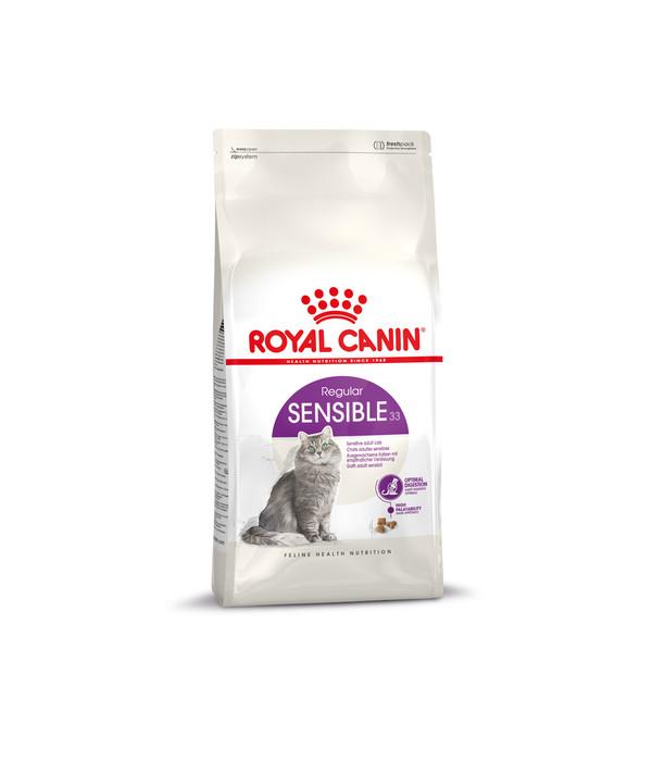 royal canin sensible 33 trockenfutter dehner. Black Bedroom Furniture Sets. Home Design Ideas