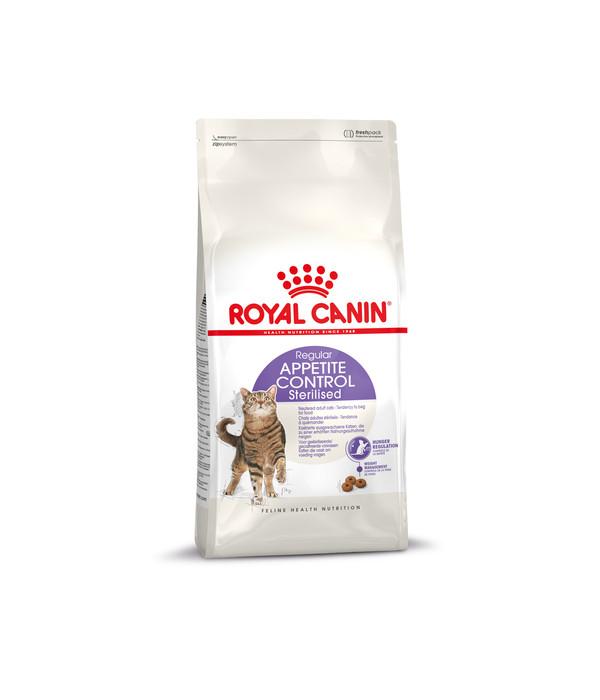 royal canin sterilised appetite control trockenfutter dehner. Black Bedroom Furniture Sets. Home Design Ideas