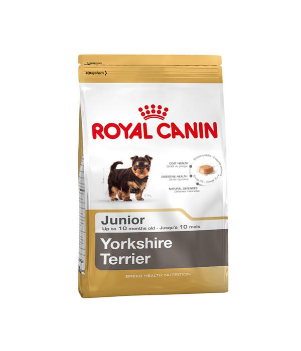 royal canin yorkshire terrier 29 junior trockenfutter dehner. Black Bedroom Furniture Sets. Home Design Ideas