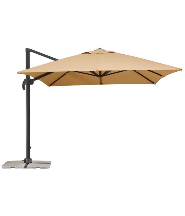 schneider schirm rhodos grande 300 x 400 cm dehner. Black Bedroom Furniture Sets. Home Design Ideas