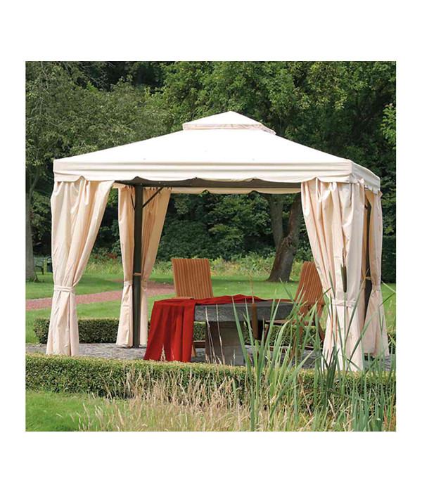siena garden ersatzdach zu pavillon dubai 300 x 300 cm dehner. Black Bedroom Furniture Sets. Home Design Ideas