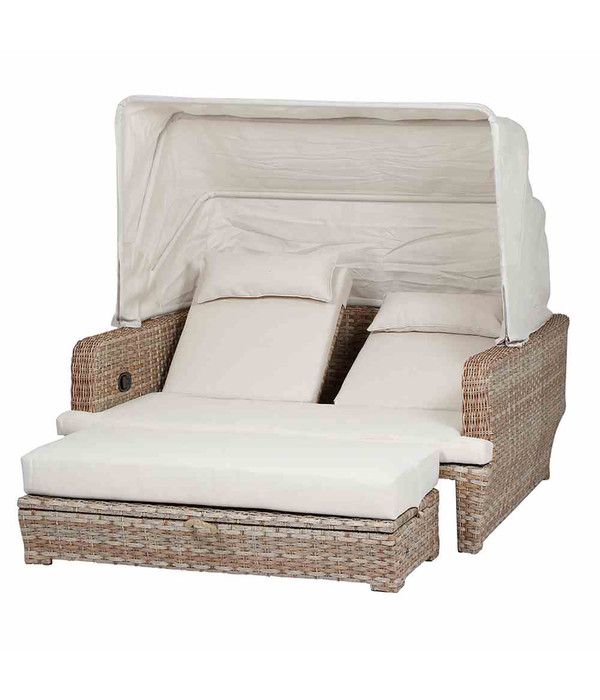 siena garden loungeinsel lobos dehner. Black Bedroom Furniture Sets. Home Design Ideas