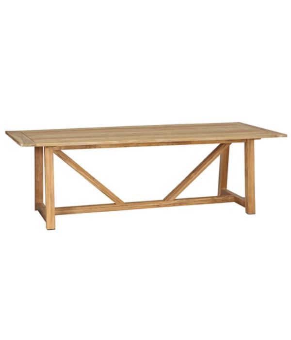Siena Garden Tisch Almada Ca 240 X 100 X 74 Cm Dehner