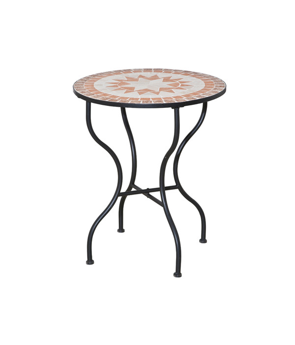 siena garden tisch finca 70 cm dehner. Black Bedroom Furniture Sets. Home Design Ideas