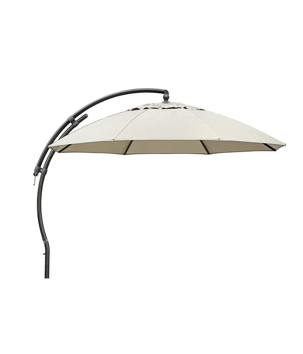 Sun Garden Ampelschirm Easy-Sun XL Premium, Ø 375 cm | Dehner