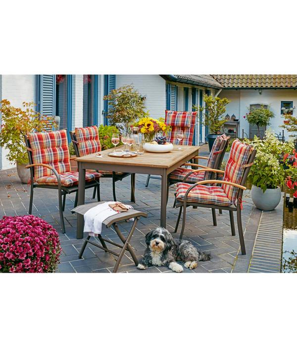 sun garden niederlehnerpolster f hr 99 x 50 x 9 cm dehner. Black Bedroom Furniture Sets. Home Design Ideas