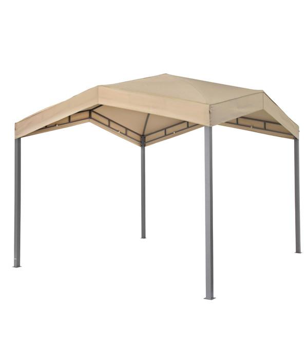 tepro gartenpavillon marabo ca 305 x 305 x 275 cm dehner. Black Bedroom Furniture Sets. Home Design Ideas