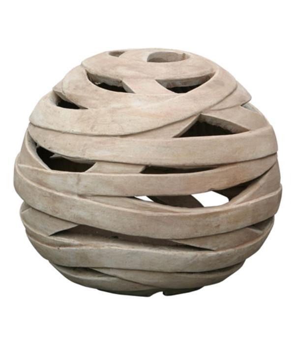Terrakotta-Kugel, Ø 34 cm | Dehner