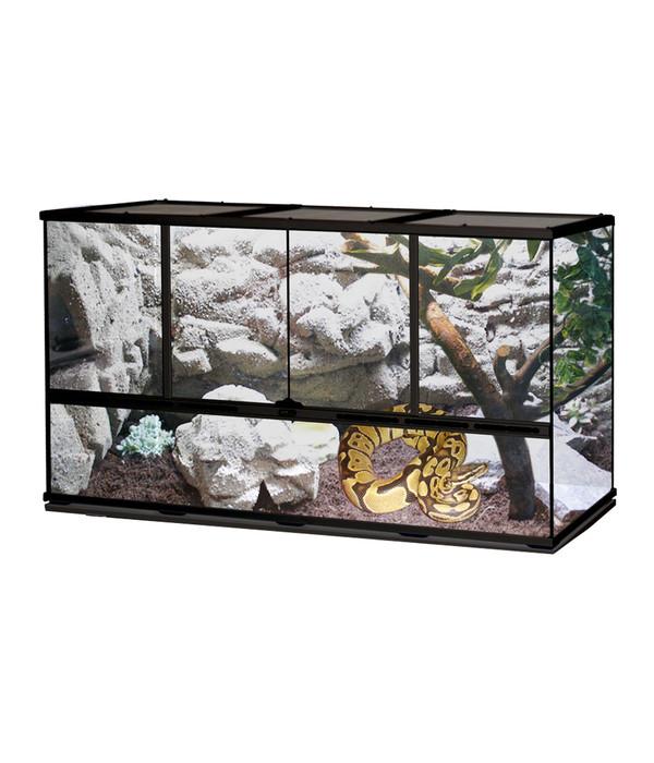 terratlantis terrarium 132x45x75 cm dehner. Black Bedroom Furniture Sets. Home Design Ideas