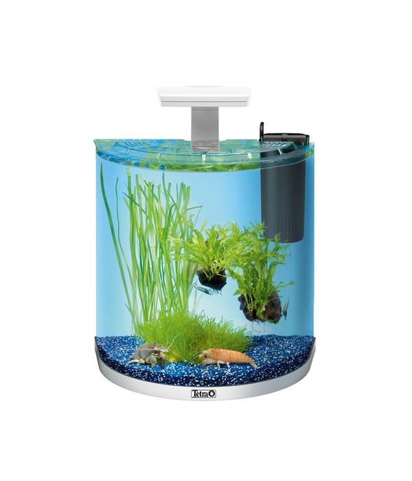 tetra aquaart led explorer line crayfish 30 liter wei dehner. Black Bedroom Furniture Sets. Home Design Ideas