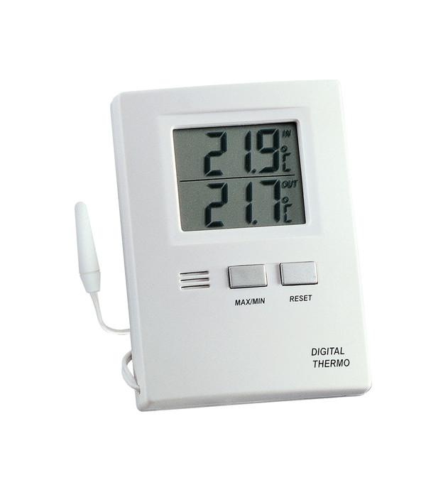tfa digitales innen au en thermometer dehner. Black Bedroom Furniture Sets. Home Design Ideas