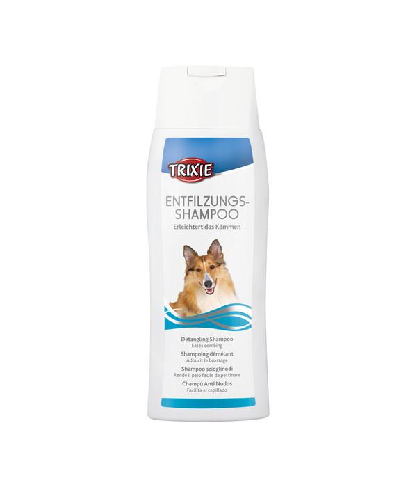 trixie entfilzungs shampoo f r hunde 250 ml dehner. Black Bedroom Furniture Sets. Home Design Ideas
