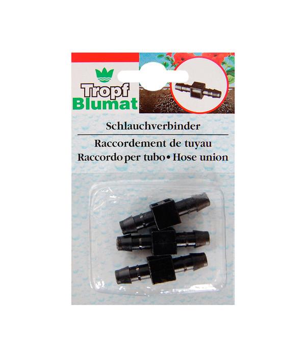 tropf blumat schlauchverbinder 3 stk dehner. Black Bedroom Furniture Sets. Home Design Ideas